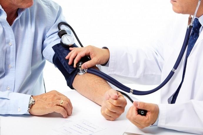 медицинский осмотр при приеме